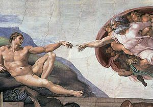 Creation of Adam and Eve